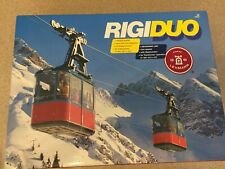 LGB G Scale LEHMANN 91013 RIGIDUO Boxed With Original Stickers, Tickets, US Plug