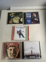 Willie Nelson 5 CD LOT Vintage Free Shipping 5