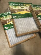 "9 Flanders Energy Aire 16"" x 20"" x 1"" Furnace A/C Air Filters, 90 Day"