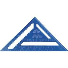 Milwaukee Empire True Blue 12 in. Aluminum High-Visibility Rafter Square