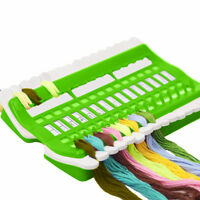 30 Positions Cross Stitch Tool Sewing Needles Holder Embroidery Floss Organizer