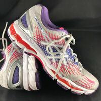 Asics Gel-Nimbus 17 Women's Running Shoes Size 8 US 39.5 EUR MEDIUM WIDTH