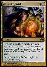 4x GLITTERING WISH 4 [Future Sight] [Magic, the Gathering] [MTG]