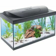 Tetra Set Completo 54L con Illuminazione a LED Stabile Acquario in Vetro - Nero