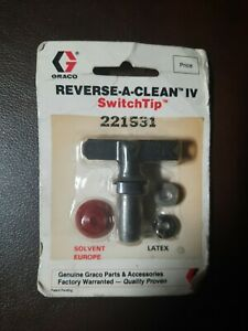 Graco 221531 Reverse A Clean Switch Tip
