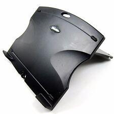 New Adjustable Ergonomic Laptop Riser Nonskid Platform Notebook Stand  Black