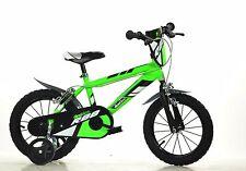 14 Zoll 414 U Kinderfahrrad Kinderrad Fahrrad Rad Bike DINO-Bike