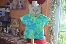 tee shirt marese neuf 4 ans foret enchantee superbes couleurs