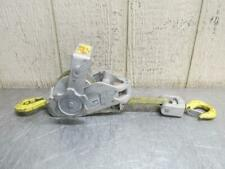 Lincoln Lug-All 2-A Belt Strap Lever Hoist Lineman Ratchet Puller 1000/2000 Lbs