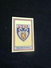 VALENCIENNES USVA  ecusson  image sticker N° 305 FOOTBALL 79 PANINI 1979 FOOT