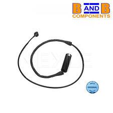 BMW E36 SERIE 3 Sensor de desgaste de pastillas de freno Delantero C546