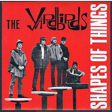 "THE YARDBIRDS SHAPES OF THINGS / YOU'RE A BETTER MAN THAN I 7"" 45 GIRI"