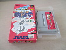 >> BUGS BUNNY HACHAMECHA DAIBOUKEN SFC SUPER FAMICOM JAPAN IMPORT BOXED! <<