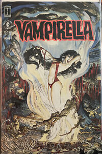Lot Of 2 Vampirella Morning In America #1,2 Super Hot See Pics Combined Shipping