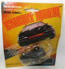 Vintage 1982 Darda Demons Knight Rider Knight 2000 Car Restapled on Card