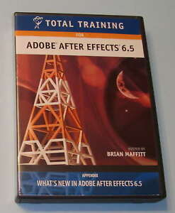 Total Training For Adobe After Effects 6.5 Appendix: What is New In Adobe
