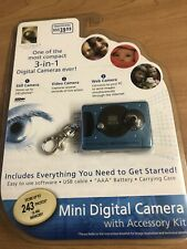 Mini Digital Camera With Accssory Kit