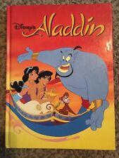 Disney Classic Series Aladdin Book 1992