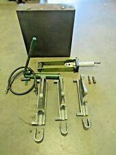 Greenlee 882, Flip Top Bender, 1-1/4, 1-1/2 & 2 inch Emt Pipe Bender, T436