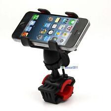 Motorcycle Bicycle MTB Bike Handlebar Mount Holder Universal For Phone GPS R2