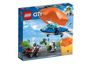 LEGO® City 60208 Polizei Flucht mit Fallschirm NEU & OVP