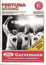 BL 86/87 Fortuna Düsseldorf - Borussia Mönchengladbach, 22.11.1986
