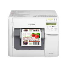 NEW Epson TM-C3500 Color Label Printer ColorWorks C3500 C31CD54011 Ethernet USB