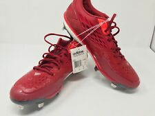 Adidas Energy Boost Icon Metal Baseball Cleats D74251 Red Men's 11.5 - New