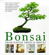 New listing Bonsai from Native Trees and Shrubs