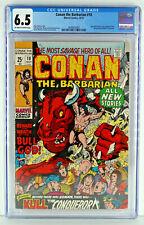Conan The Barbarian #10 CGC 6.5