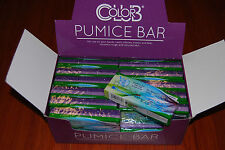 LOT OF 24pc PUMICE ULTIMATE SPONGE MEDIUM/COARSE PUMI BAR FREE SHIPPING