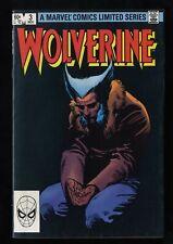 Wolverine (1982) #3 FN/VF 7.0