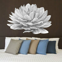 Stylish Flower Vinyl Wall Stickers, Wall Decals, Wall Art, Wall Graphics