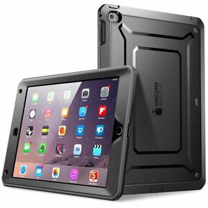 iPad Air 2 Case SUPCASE Fullbody Rugged Protective Case Builtin Screen Protector