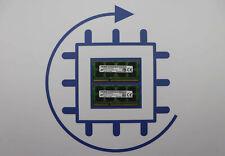 16GB (2x 8GB ) DDR3 2Rx8 12800S 1600 MHz Micron Laptop RAM Arbeitsspeicher