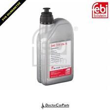 Transmission Gear Oil 75W FOR VW GOLF IV 98->06 1.8 1.9 2.3 2.8 1J1 1J5