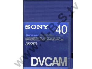 Sony PDVM-40N - DVCAM Kassette