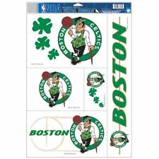 "Boston Celtics NBA Official 11"" x 17"" Ultra Decal 5-pc Set"