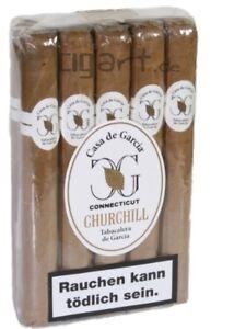 Casa de Garcia Zigarren 10er Bundle - verschiedene Formate Dom. Rep.