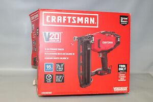 Craftsman CMCN616B 20V 16 GA Straight Nailer NEW