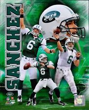 Mark Sanchez New York Jets NFL Licensed Unsigned Glossy 8x10 Photo A