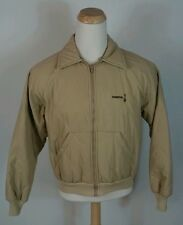 Vintage CHAMPION Spark Plugs Quilted Jacket 60's 70's LG Champion Race Racing