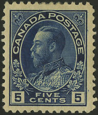 Canada   1914  Unitrade # 111  VF - Mint Lightly Hinged