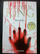 Stephen King - Misery/ El Riesgo de la Fama  Debolsillo  Paperback