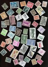 Used Belgium Stamp Lot