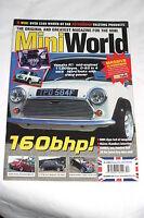 Mini World Magazine - December 2003 - Turbo Roadster/Yamaha R1 Engine Saloon