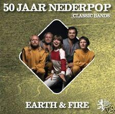 EARTH & FIRE 50 Jaar Nederpop DUTCH BEST OF CD new