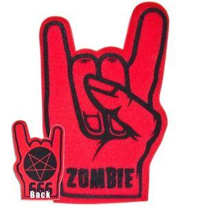 Rob Zombie - 666 - Foam Finger
