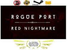 Rogue Port - Red Nightmare PC Digital STEAM KEY - Region Free