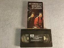 An American Werewolf in London (1981) - Vhs Movie - Horror - David Naughton